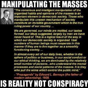 manipulating